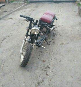 Ремонт скутеров,мопедов,питбайков