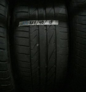 Bridgestone potenza 225/40 r 18