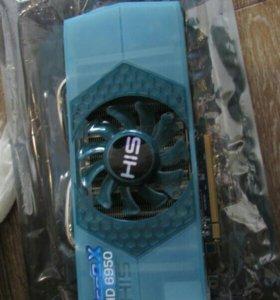 AMD Radeon HD 6950 2gb в отличном состоянии