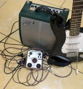 Электронная гитара Swing ez-3