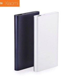 Портативная зарядка Xiaomi Mi Power Bank 2 (10000)