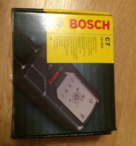 Зарядка Bosch c7
