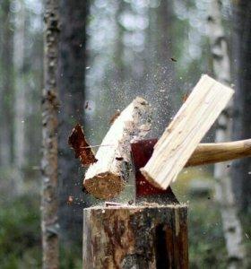 Продам дрова. Колотые