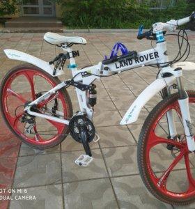 Велосипед Land rower