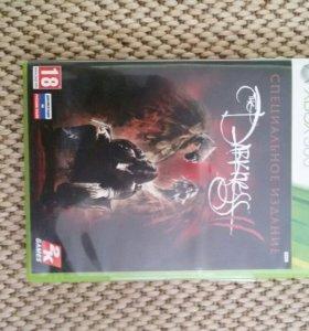 Игра на XBOX 360 The Darkness 2
