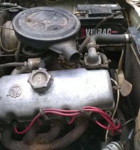 Двигатель с москвича