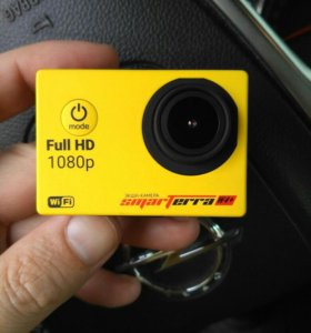 Экшн камера Smarterra B4+ c Wifi 1080 Full HD