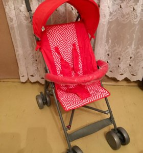 Детская прогулочная коляска ZVA Light New