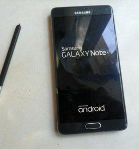 Samsung note 4 n910с