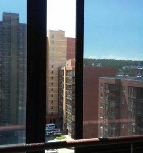 Съемная тонировка балкона