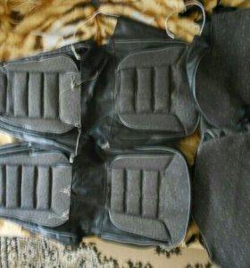 Автомобильные чехлы на ВАЗ 2113-15