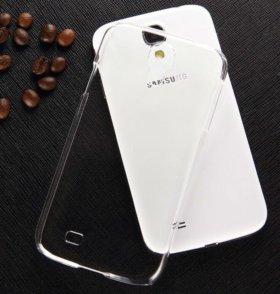 Силиконовый чехол для Samsung Galaxy S4 mini