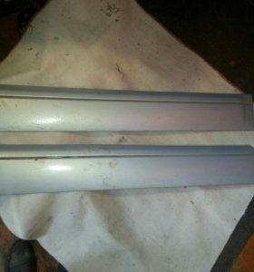 Накладки на передние двери для ВАЗ 2114и2115