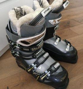 Горнолыжные ботинки Solomon XFitFusion Advanced