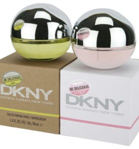 DKNY Be Delicious и BD Fresh blossom