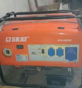 Продам генератор (новый)