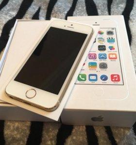 Айфон 5s 32g идеальное состояние
