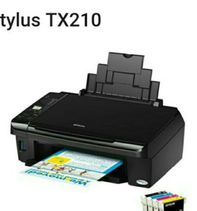 Мфу Epson Stylus TX 210