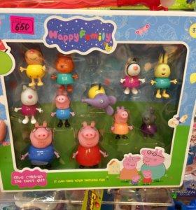 Все герои Свинки Пеппы