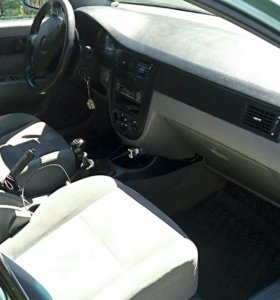 Chevrolet Lacetti 1.4МТ, 2007г.