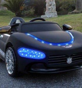 Детский автомобиль электрический