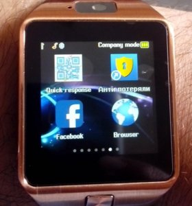 Smart watch dz 09