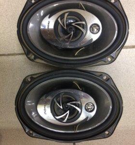 Колонки автомобильные Pioner 330 wat