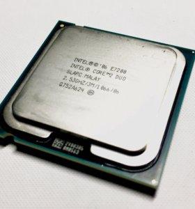Процессор Intel core2 e7200