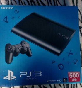 Sony PS 3 syper slim