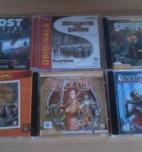 Лицензионные видеоигры для PC