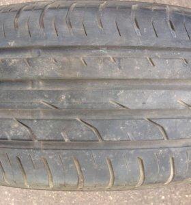 Резина 215/60/17 одно колесо