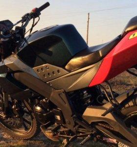 Мотоцикл Irbis Gr250