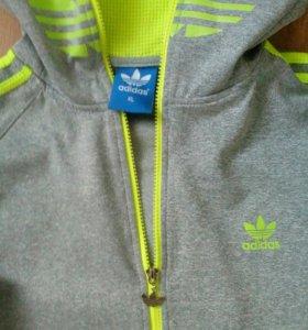 Кофта мужская спортивная Adidas, разм.48