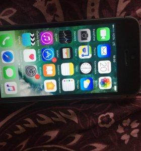 Айфон 5с, в корпусе 5s
