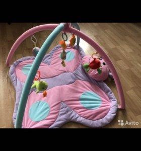Развивающий коврик для ребе