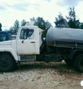 Ассенизаторский автомобиль ГАЗ 3307