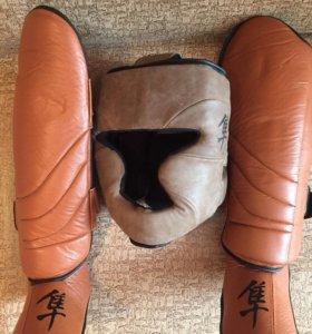 Новая экипировка Hayabusa (Шлем, щитки)