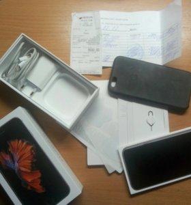 iPhone 6s 32gb space gray идеал