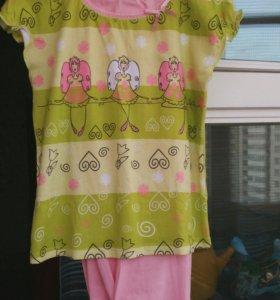 Пижама новая р-р 46