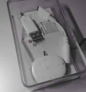 MP3-плеер Samsung S Pebble (YP-W1) + наушники