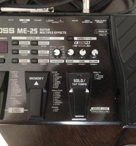 Педаль Boss ME-25
