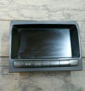 Монитор на toyota mark2 JZX110