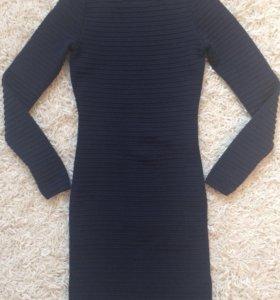 Платье из бандажного материала