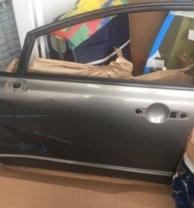 Дверь Honda Civic 4d 8 поколение