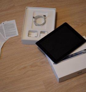 iPad 2, 16Gb, 3G, Wi-Fi + Cellular, Black