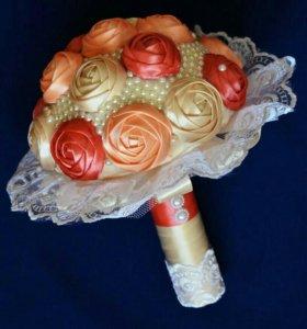 Свадебный букет -дублёр