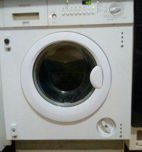 Встраиваемая стиральная машина Zanussi zti 1029