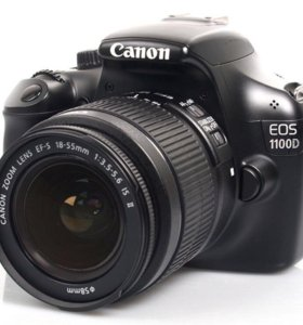 Зеркальный фотоаппарат Canon EOS 1100 D Kit