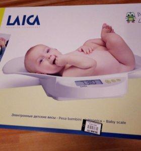 Весы детские электронные Laica