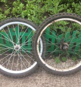 Колёса для велосипеда